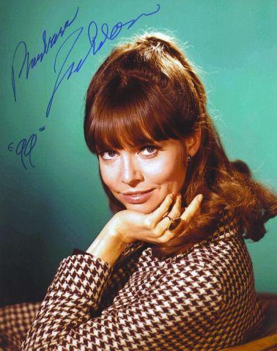 Barbara Feldon autograph as Agent 99
