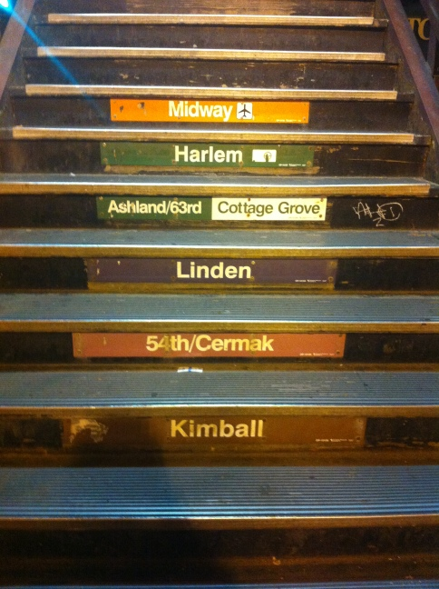 Steps to the L