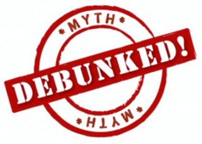 Myth debunked